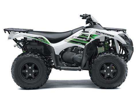 2018 Kawasaki Brute Force 750 4x4i EPS in Iowa City, Iowa