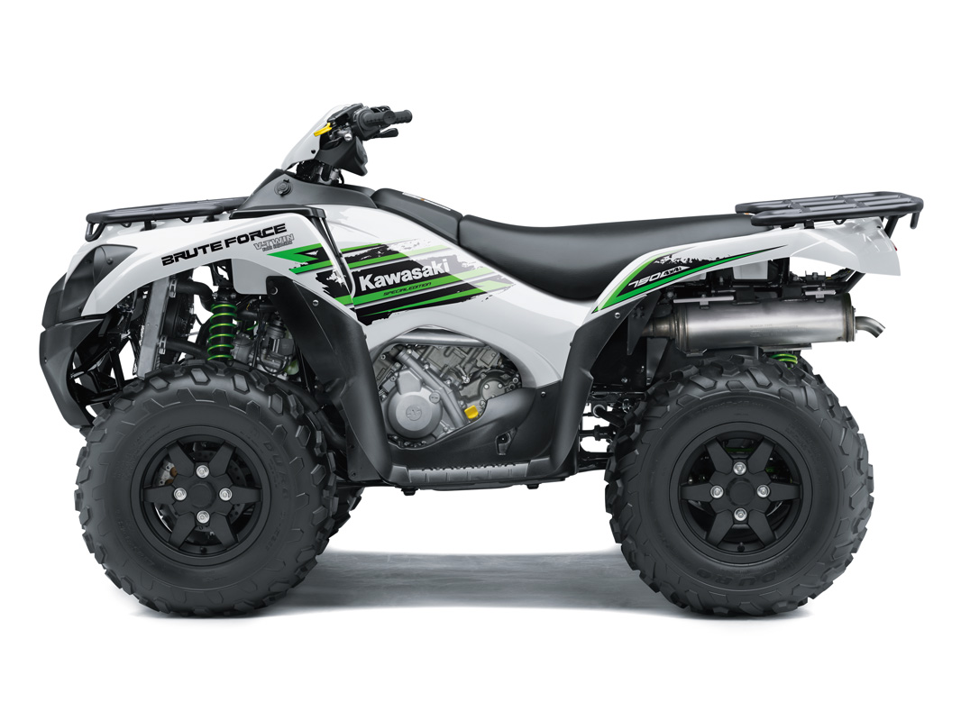 2018 Kawasaki Brute Force 750 4x4i EPS in Montgomery, Alabama