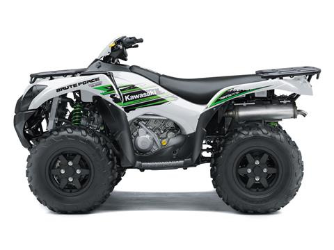 2018 Kawasaki Brute Force 750 4x4i EPS in Concord, New Hampshire