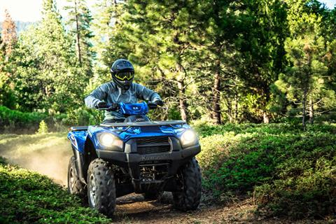 2018 Kawasaki Brute Force 750 4x4i EPS in San Jose, California