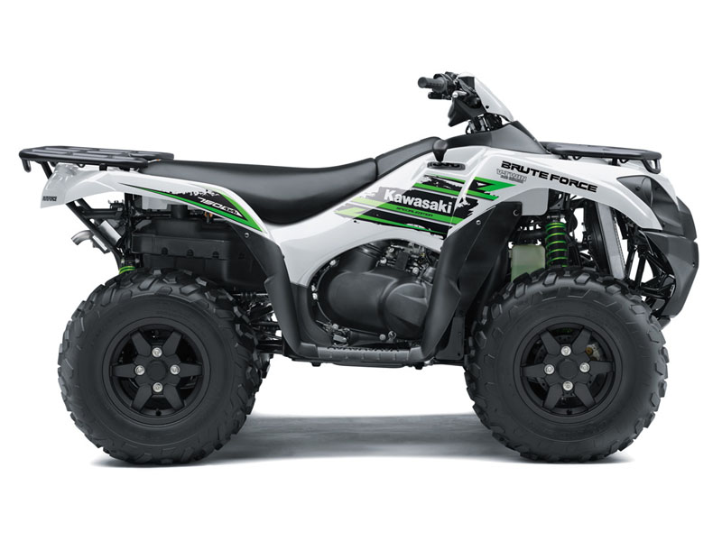 2018 Kawasaki Brute Force 750 4x4i EPS in Yuba City, California