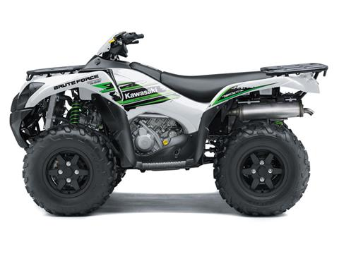 2018 Kawasaki Brute Force 750 4x4i EPS in Austin, Texas