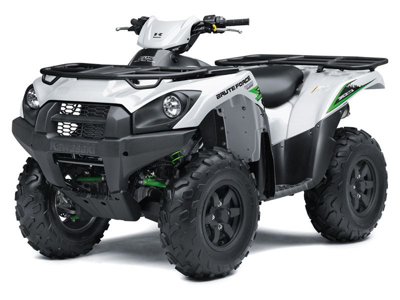 2018 Kawasaki Brute Force 750 4x4i EPS in Sacramento, California