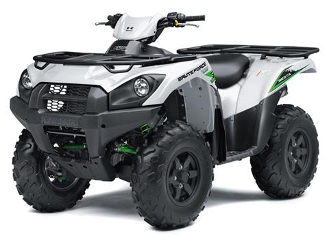 2018 Kawasaki Brute Force 750 4x4i EPS in Everett, Pennsylvania - Photo 3