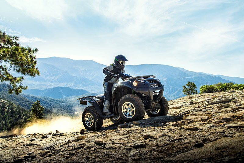 2018 Kawasaki Brute Force 750 4x4i EPS in Bennington, Vermont