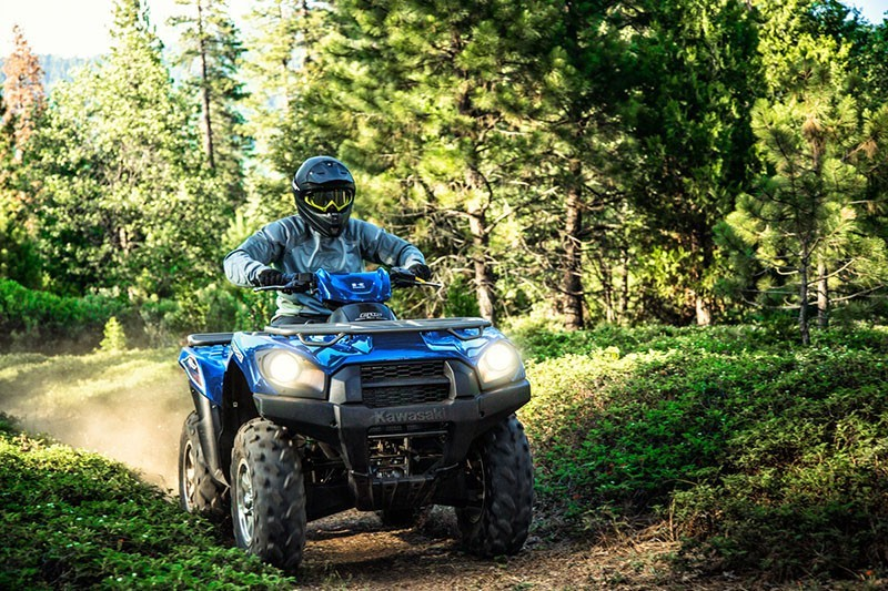 2018 Kawasaki Brute Force 750 4x4i EPS in Stuart, Florida