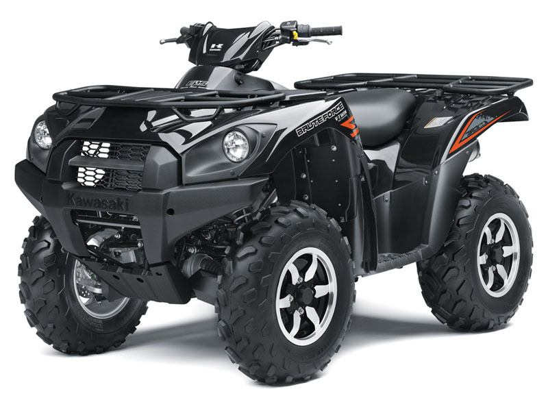 2018 Kawasaki Brute Force 750 4x4i EPS in New Haven, Connecticut