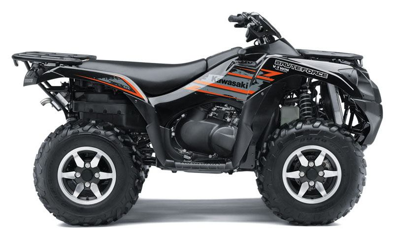 2018 Kawasaki Brute Force 750 4x4i EPS in Hamilton, New Jersey
