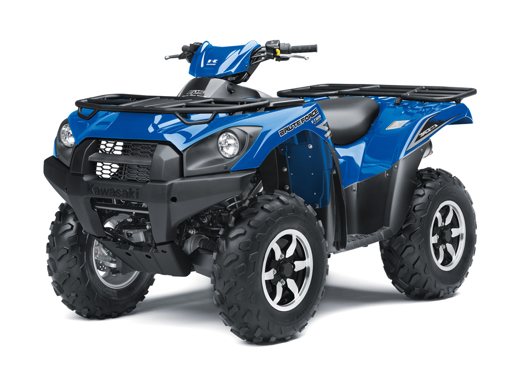 2018 Kawasaki Brute Force 750 4x4i EPS in Highland, Illinois