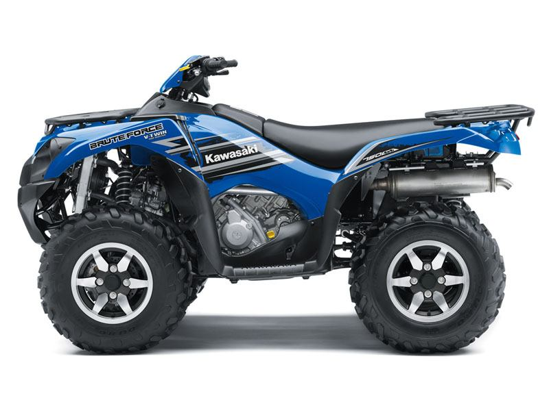 2018 Kawasaki Brute Force 750 4x4i EPS in Asheville, North Carolina