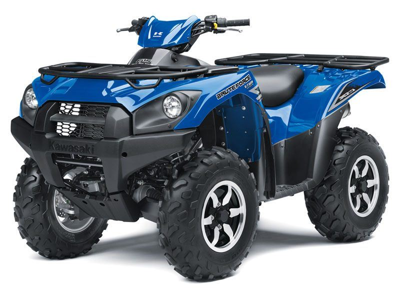 2018 Kawasaki Brute Force 750 4x4i EPS in Brewton, Alabama