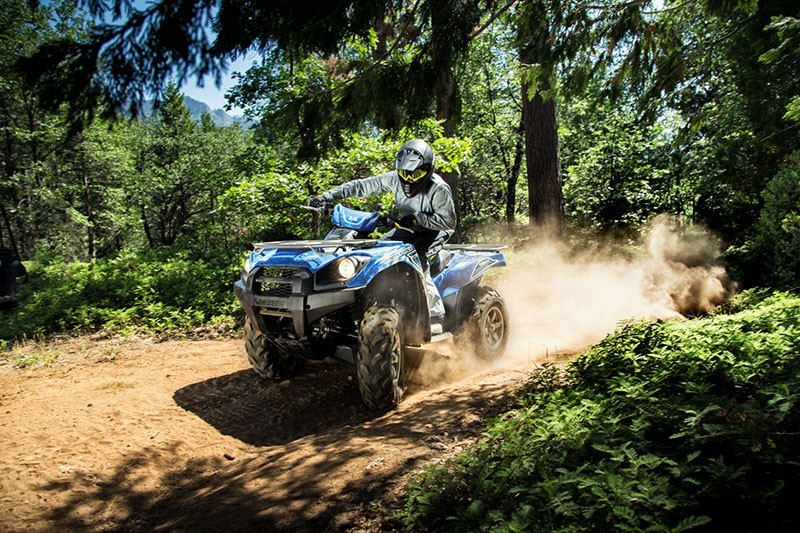 2018 Kawasaki Brute Force 750 4x4i EPS in Redding, California