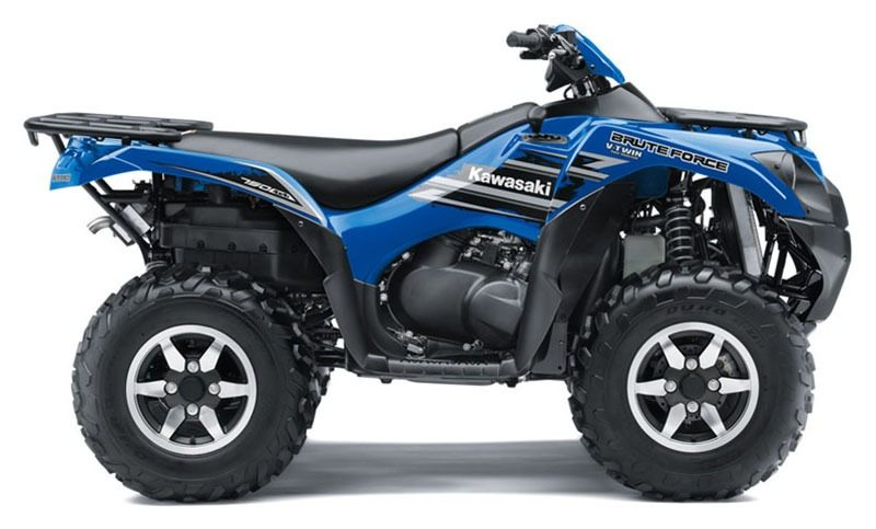 2018 Kawasaki Brute Force 750 4x4i EPS in Howell, Michigan
