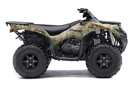2018 Kawasaki Brute Force 750 4x4i EPS Camo in Gonzales, Louisiana