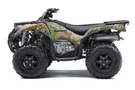 2018 Kawasaki Brute Force 750 4x4i EPS Camo in Paw Paw, Michigan