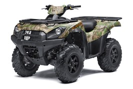 2018 Kawasaki Brute Force 750 4x4i EPS Camo in Sacramento, California