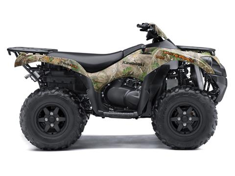 2018 Kawasaki Brute Force 750 4x4i EPS Camo in Pendleton, New York