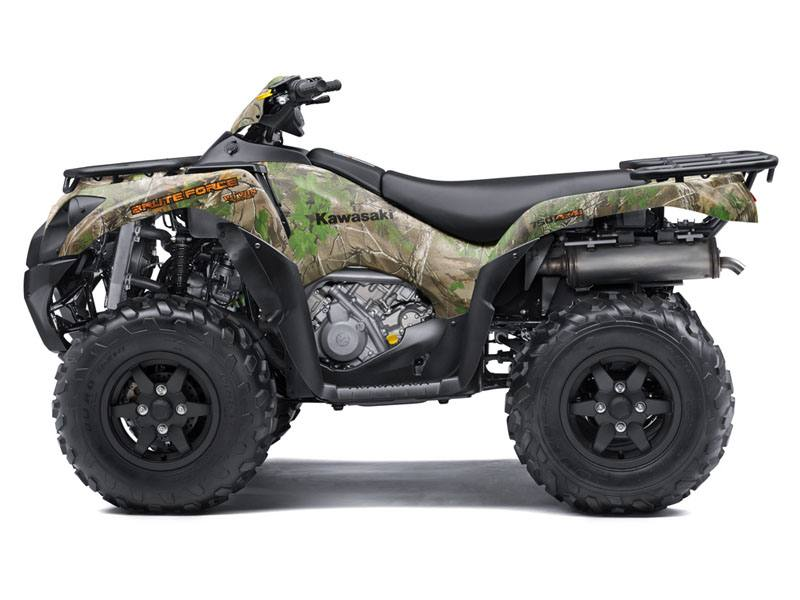 2018 Kawasaki Brute Force 750 4x4i EPS Camo in Santa Clara, California - Photo 2