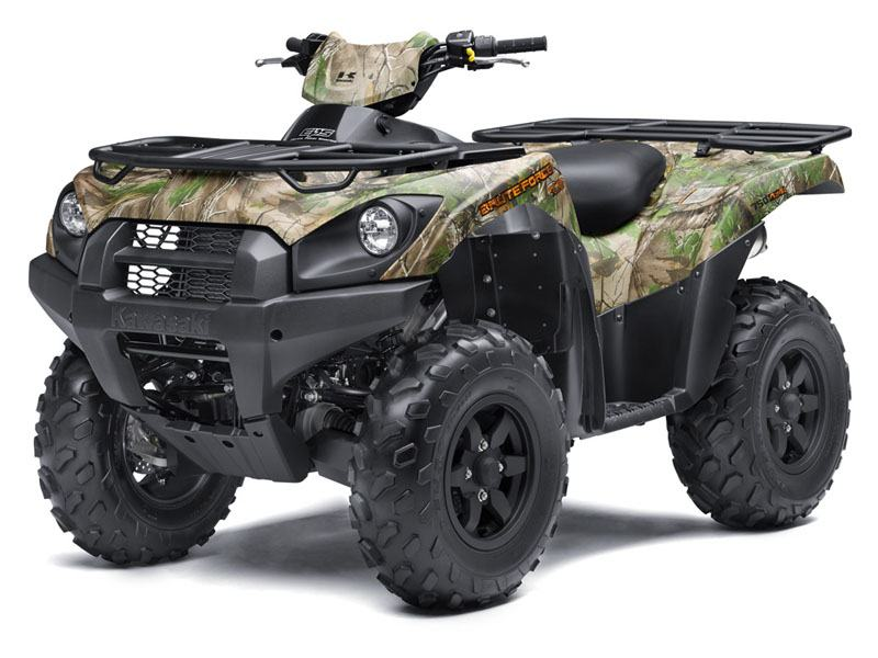 2018 Kawasaki Brute Force 750 4x4i EPS Camo in Bennington, Vermont
