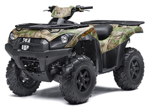 2018 Kawasaki Brute Force 750 4x4i EPS Camo in Pasadena, Texas