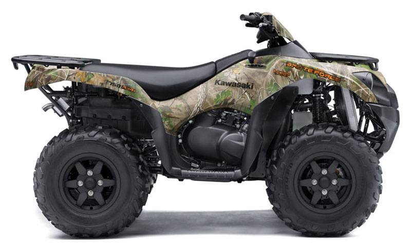 2018 Kawasaki Brute Force 750 4x4i EPS Camo in Abilene, Texas