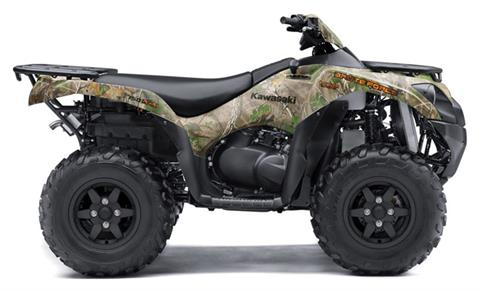 2018 Kawasaki Brute Force 750 4x4i EPS Camo in Howell, Michigan