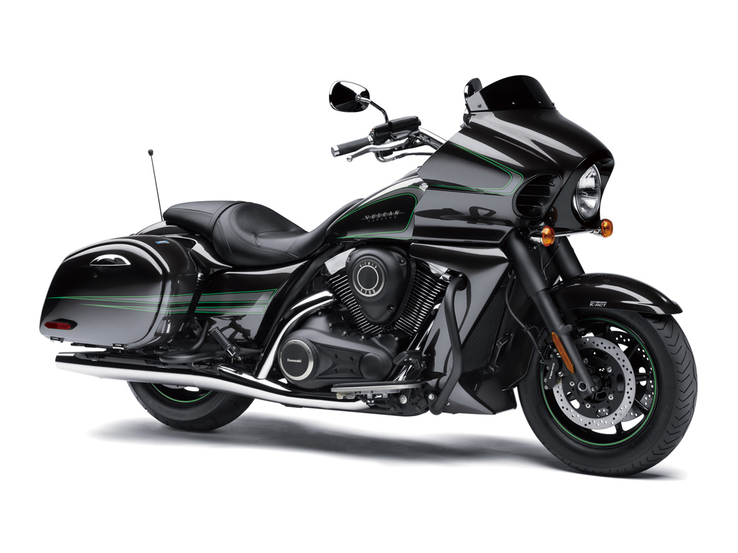 2018 Kawasaki Vulcan 1700 Vaquero ABS in Sierra Vista, Arizona