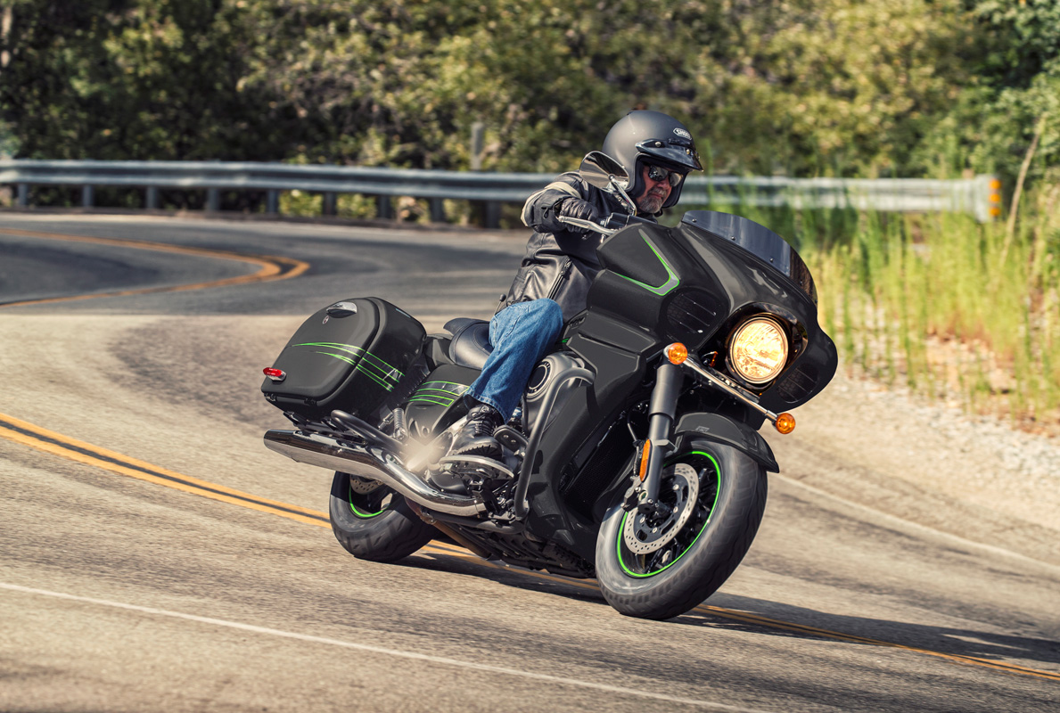 2018 Kawasaki Vulcan 1700 Vaquero ABS in Greenville, South Carolina
