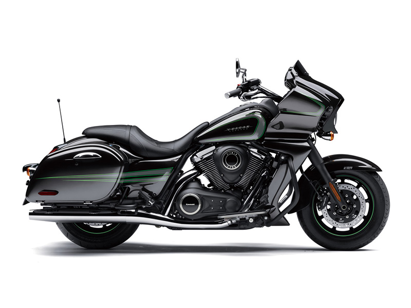 2018 Kawasaki Vulcan 1700 Vaquero ABS in Jamestown, New York