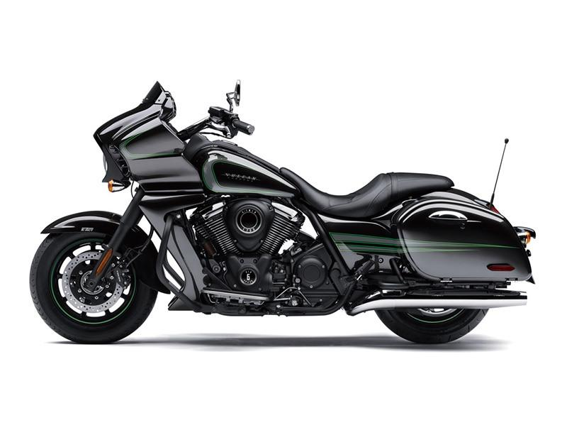 2018 Kawasaki Vulcan 1700 Vaquero ABS in Freeport, Illinois