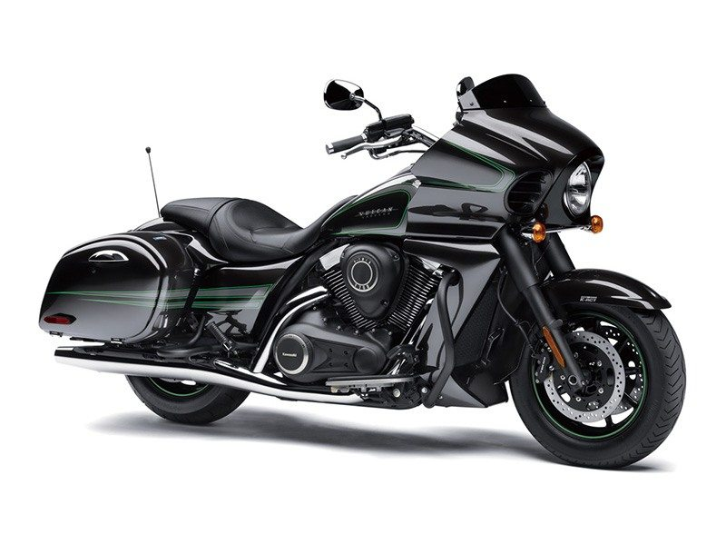 2018 Kawasaki Vulcan 1700 Vaquero ABS in Unionville, Virginia