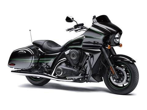 2018 Kawasaki Vulcan 1700 Vaquero ABS in Winterset, Iowa