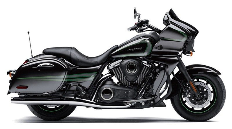 2018 Kawasaki Vulcan 1700 Vaquero ABS in Butte, Montana - Photo 1