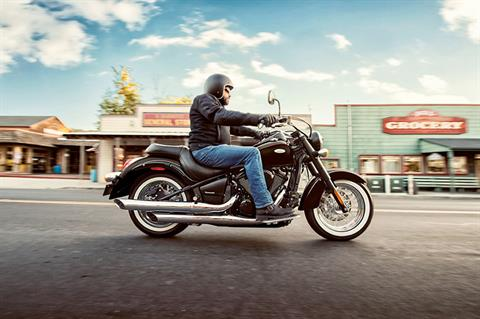 2018 Kawasaki Vulcan 900 Classic in Barre, Massachusetts
