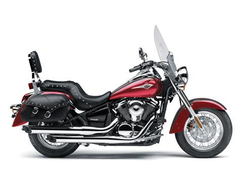 2018 Kawasaki Vulcan 900 Classic LT in Brilliant, Ohio