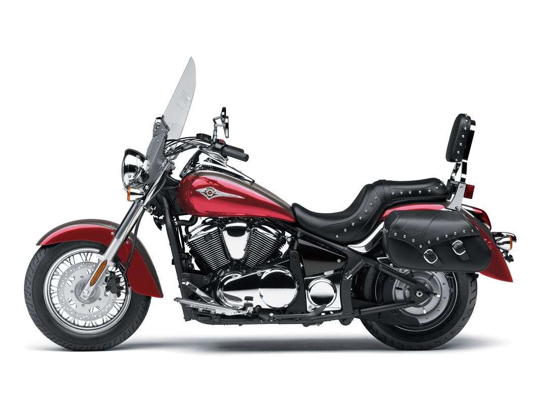 2018 Kawasaki Vulcan 900 Classic LT in Fairfield, Illinois