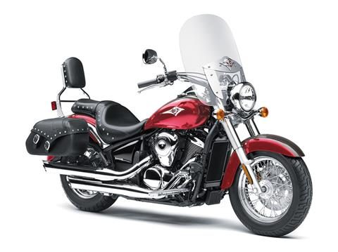 2018 Kawasaki Vulcan 900 Classic LT in Barre, Massachusetts