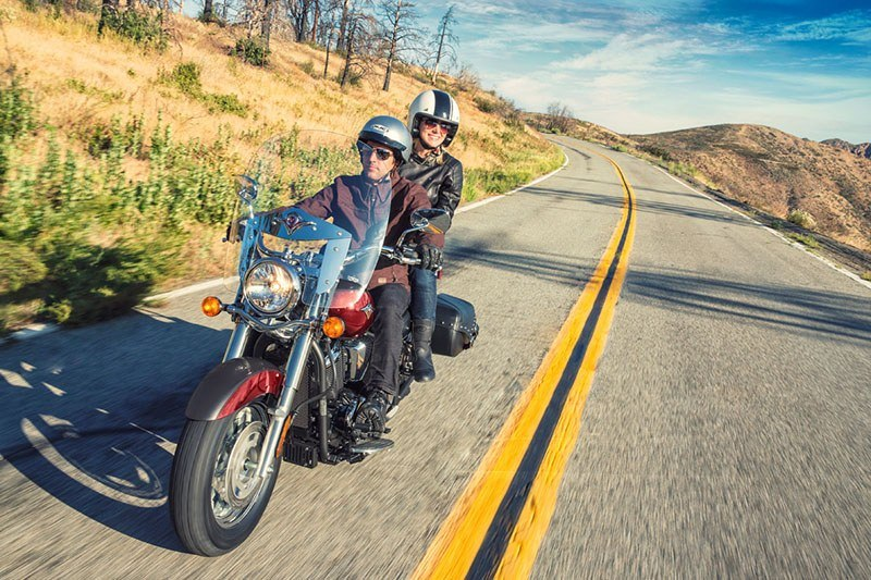2018 Kawasaki Vulcan 900 Classic LT in Redding, California