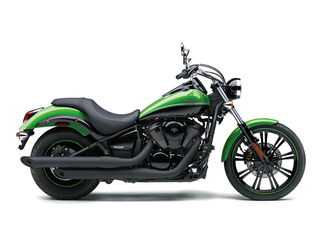 2018 Kawasaki Vulcan 900 Custom in Highland Springs, Virginia