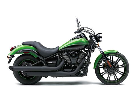 2018 Kawasaki Vulcan 900 Custom in Colorado Springs, Colorado
