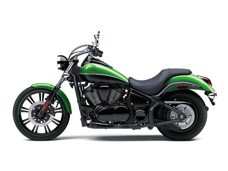 2018 Kawasaki Vulcan 900 Custom in Virginia Beach, Virginia