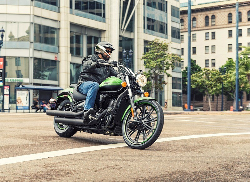 2018 Kawasaki Vulcan 900 Custom in Oklahoma City, Oklahoma