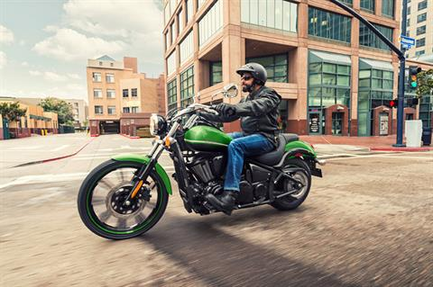 2018 Kawasaki Vulcan 900 Custom in Asheville, North Carolina