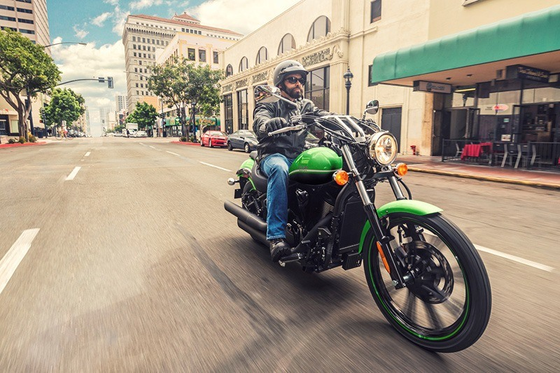 2018 Kawasaki Vulcan 900 Custom in San Francisco, California - Photo 7