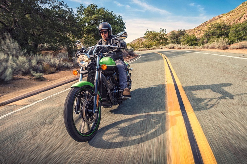 2018 Kawasaki Vulcan 900 Custom in San Francisco, California - Photo 8