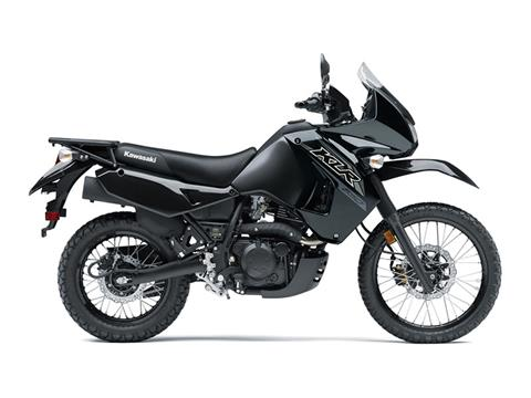2018 Kawasaki KLR650 in North Reading, Massachusetts