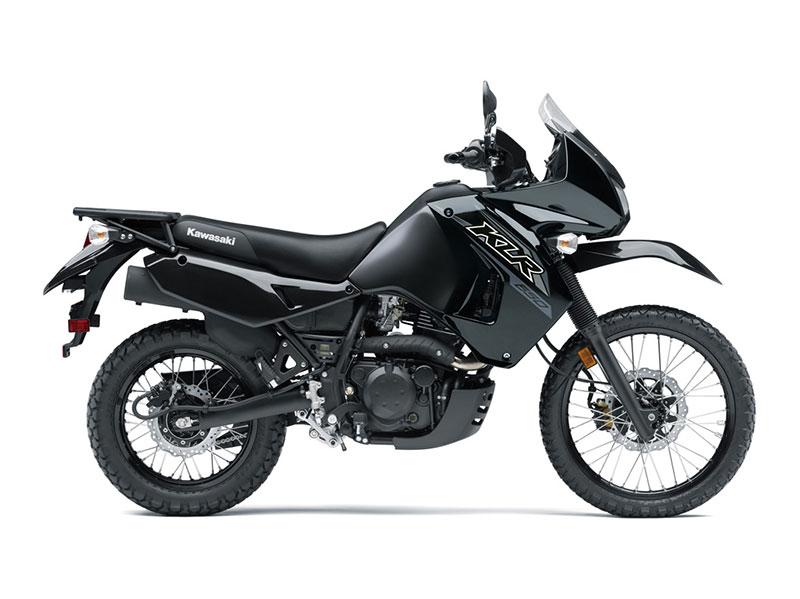 2018 Kawasaki KLR650 in Fairfield, Illinois