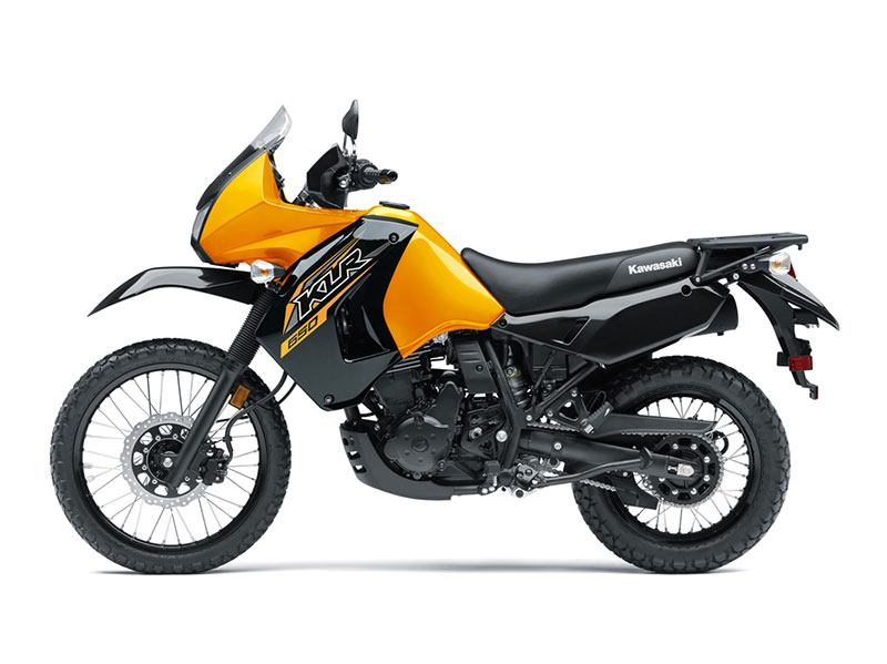 2018 Kawasaki KLR650 in Orange, California