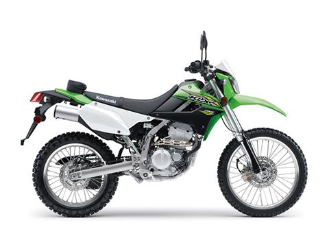 2018 Kawasaki KLX 250 in Fairfield, Illinois