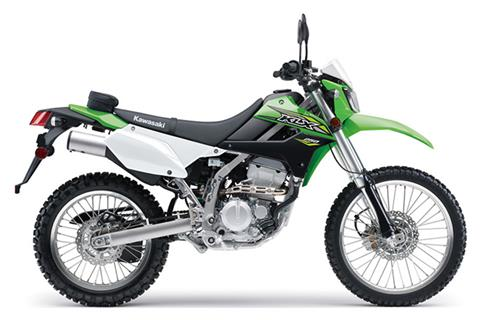 2018 Kawasaki KLX 250 in Barre, Massachusetts